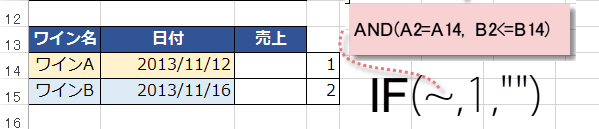 IF関数とAND関数5